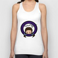 dorothy Tank Tops featuring Dorothy by Nightmare Productions