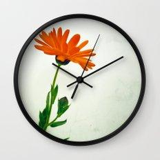 Bee magnet Wall Clock
