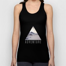 mountain adventure Unisex Tank Top