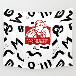 W&W banner. for personal use Wall Tapestry