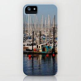 Sail Away iPhone Case