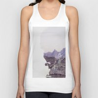the national Tank Tops featuring National Guard by PecDesign