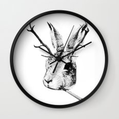 Sargeant Slaughtered Wall Clock
