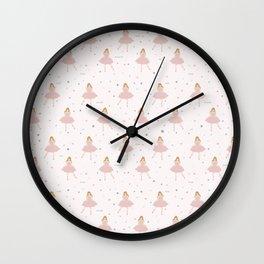 Ballet Star Wall Clock