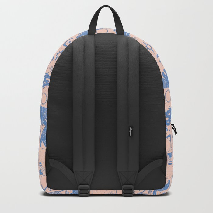 Collecting the Stars Backpack