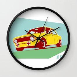 Fiat 128 Wall Clock