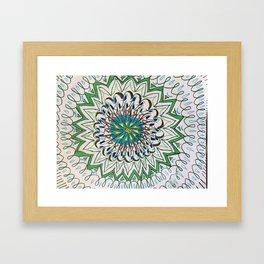 Hidden in Plain Sight Framed Art Print