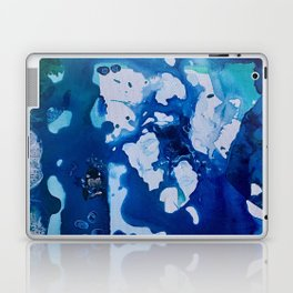 Orca Whale Marvels at the Melting Ice, Environmental # 4 Laptop & iPad Skin