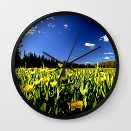 For Jeremy Wall Clock