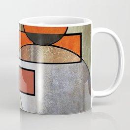 Falling Industrial Coffee Mug