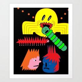 BZZ Art Print