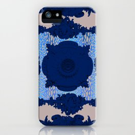 Baroque Panel iPhone Case