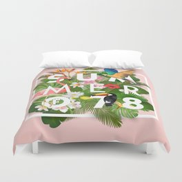 SUMMER of 78 Duvet Cover