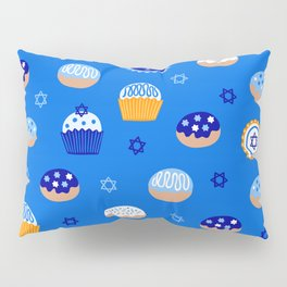 Hanukkah Sweet Treats Pillow Sham