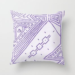 PowerLines 2 Throw Pillow