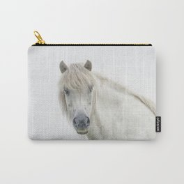 Horse eyes look at you Carry-All Pouch