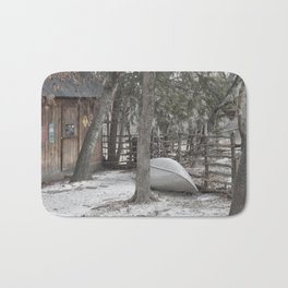 Cold Winters Day Bath Mat