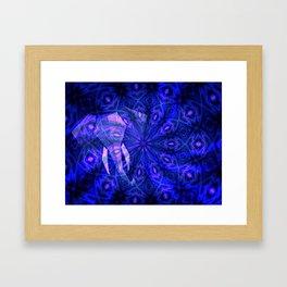 Elefusion Framed Art Print