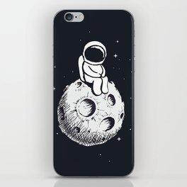 Sit Astronaut iPhone Skin