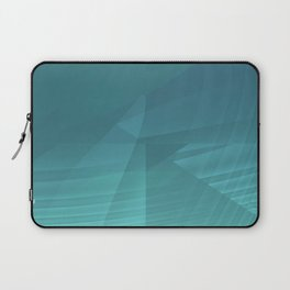 Mystical Blue Laptop Sleeve