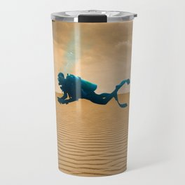 Desert divers Travel Mug