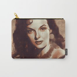 Jane Russell, Hollywood Legend Carry-All Pouch