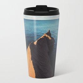 Sandstone Point Travel Mug
