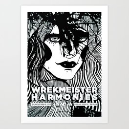 Wrekmeister Harmonies + Nadja live in Berlin Art Print