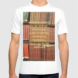 Librarians are Subversive T-shirt