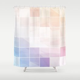 Evolving Technology Evolution as a Background Art Shower Curtain