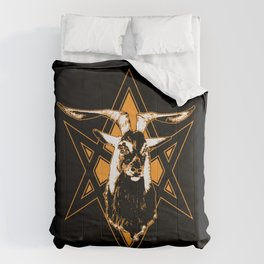 Goat of Mendes Comforters