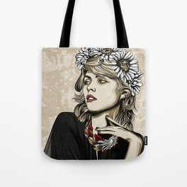 Debbie Harry Tote Bag