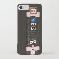 river song iPhone & iPod Cases featuring River Song by colleencunha