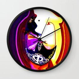 Banshee Wall Clock