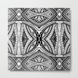 SamoanLove Metal Print