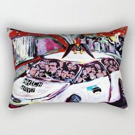 A Good Place to Start Rectangular Pillow