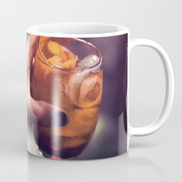 Cocktaill Style in Hand Coffee Mug