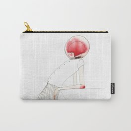 Crystal Ball Girl Carry-All Pouch