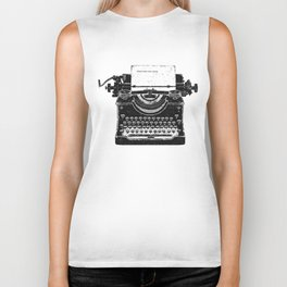 WRITE YOUR OWN STORY Biker Tank