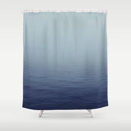 Brouillard Shower Curtain