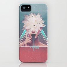 dark flower Slim Case iPhone (5, 5s)