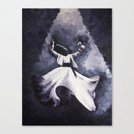 The Darwish Canvas Print