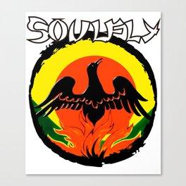 Soulfly Primitive Canvas Print