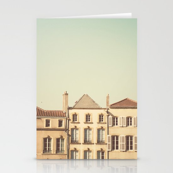 designated town of art & history ... Stationery Cards