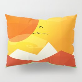 Inferno hot day - and we love it! Pillow Sham