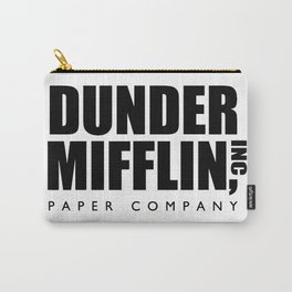 Dunder Mifflin Carry-All Pouch