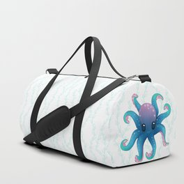 Octopus friend Duffle Bag