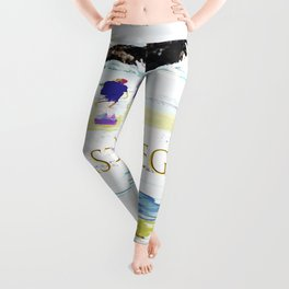 Coast Oregon Leggings
