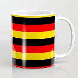 germany flag stripes Coffee Mug
