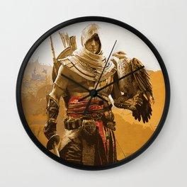 Bayek Wall Clock